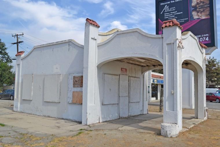 Cucamonga Richfield Service Station