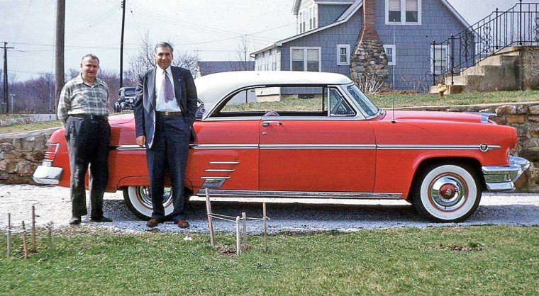 1954 Mercury Coupe