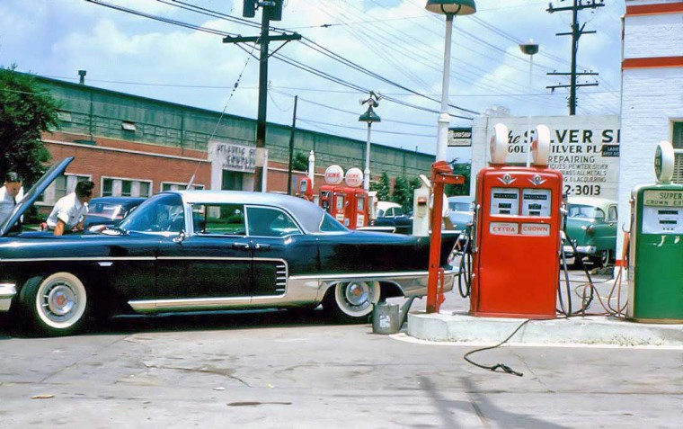 1957 and 1958 Cadillac Eldorado Brougham