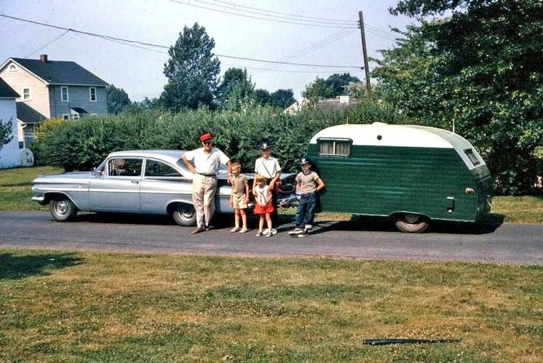 1959 Chevrolet Scotty Trailer