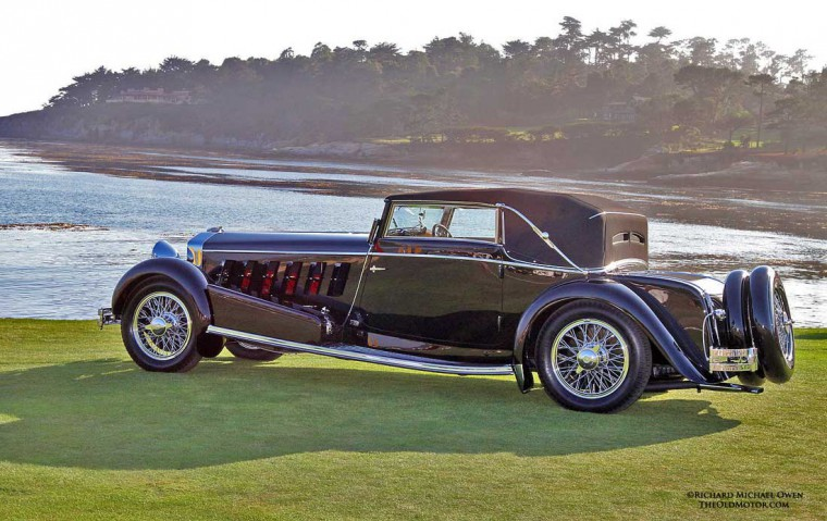 1924 Isotta Fraschini Tipo 8A Sport Cabriolet