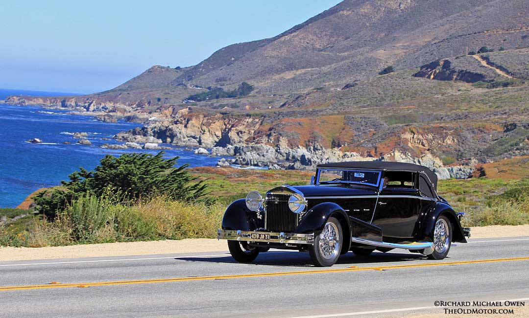 1924 Isotta Fraschini Tipo 8A Sport Cabriolet wins 2015 Pebble Beach Concours Best of Show Honors