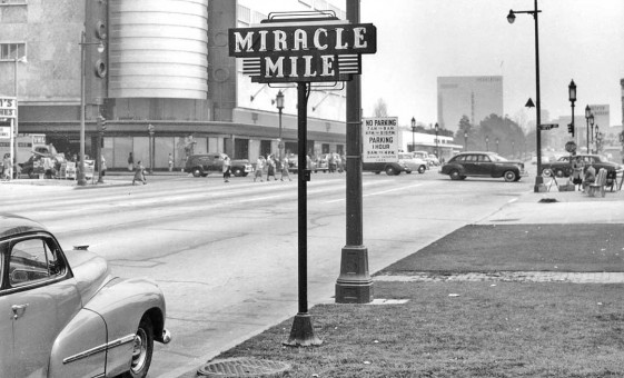 The Miracle Mile - Wilshire Boulevard Comes of Age in Los Angeles