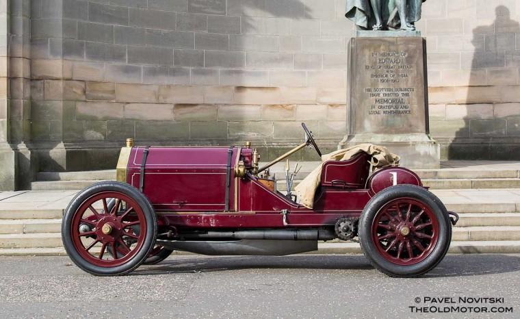 1905 Star Gordon Bennett Racer