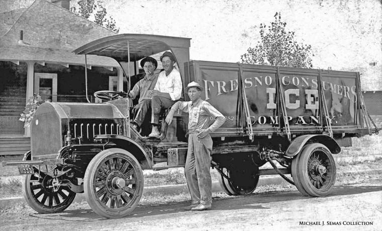 1911 Kissel Chain-Driven Truck