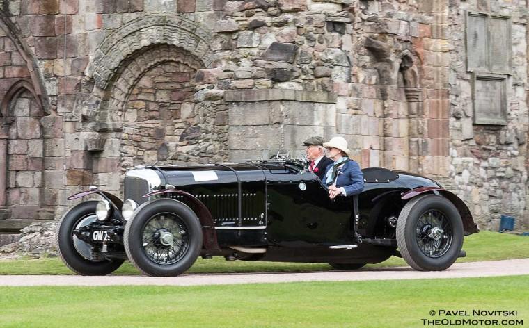 1931 Bentley 8 Litre ex-Forrest Lycett