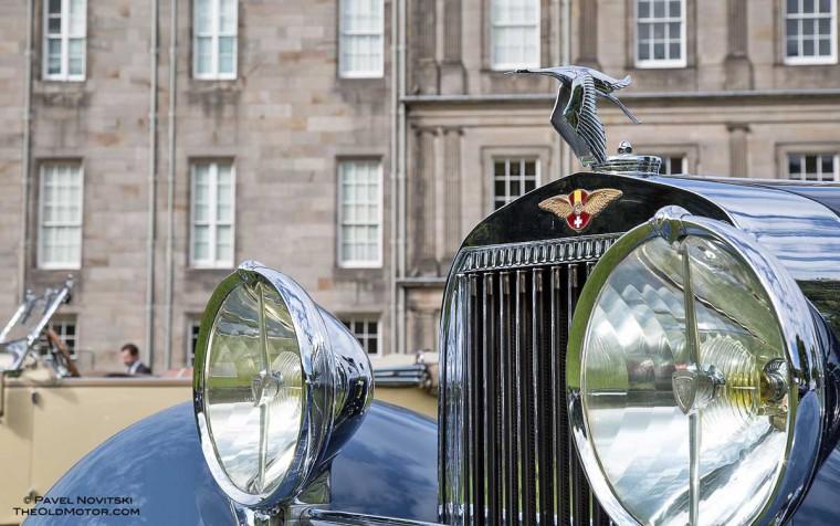 1933 Hispano-Suiza J12-68