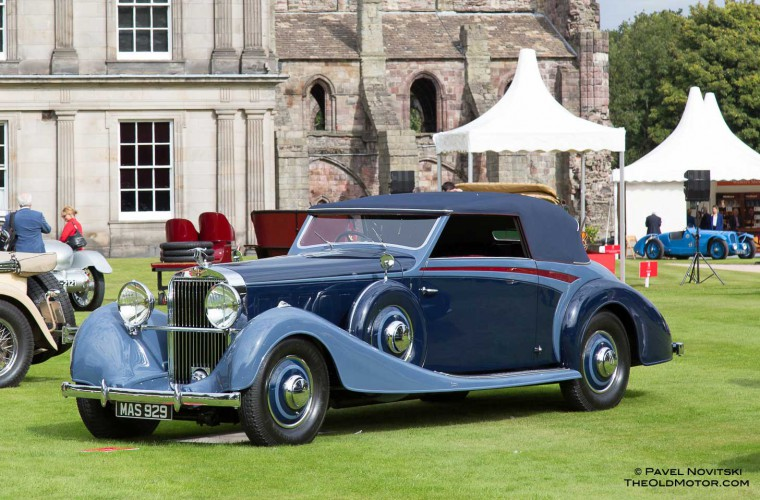 1933 Hispano-Suiza J12 Picasso Car