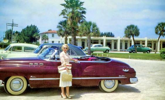 1950s Buick Super Convertible