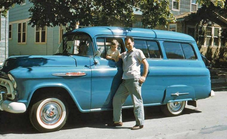 1955 Chevrolet Surburban