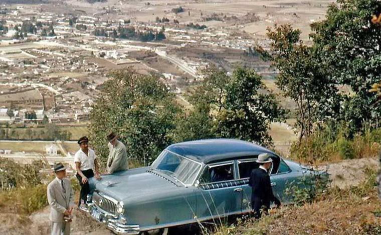 1955 Nash