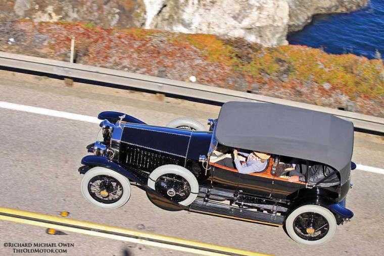 1914 Rolls-Royce Silver Ghost with coachwork by Kellner & Sons of Paris 2015 Pebble Beach Concours d'Elegance