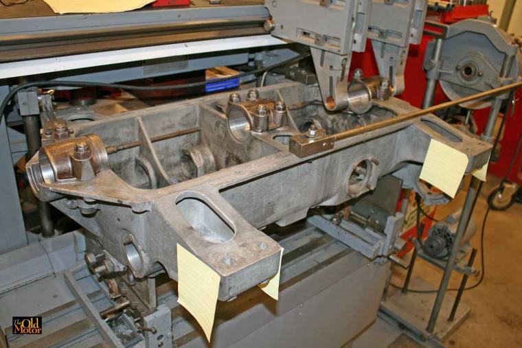 Align Bore Crankcase