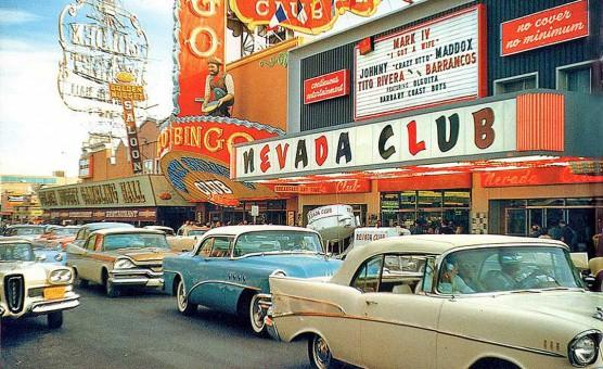 Las Vegas Strip 1959