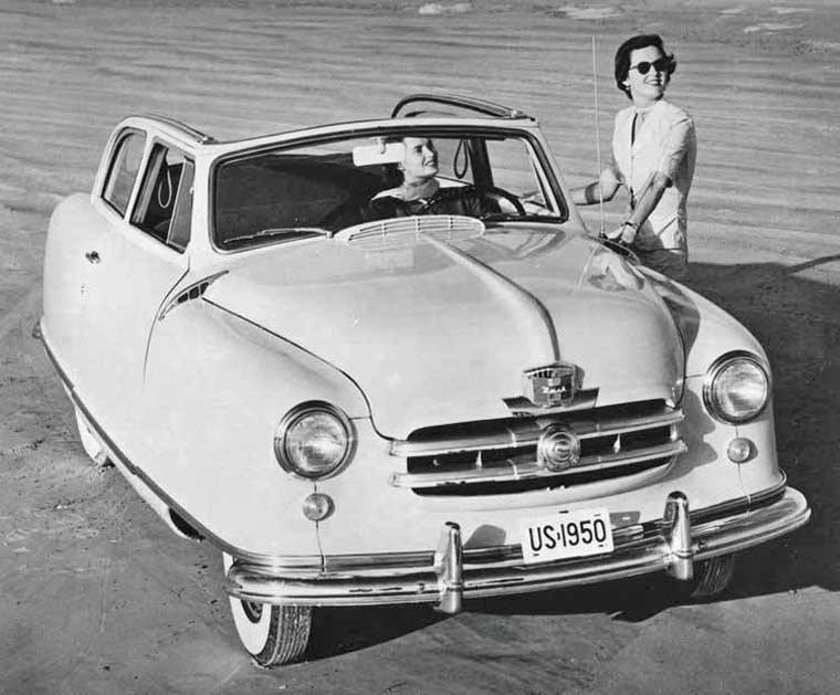 Models with 1950 Nash