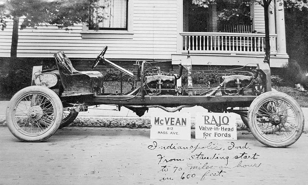 Dodge Brothers Designed Engine For Model T