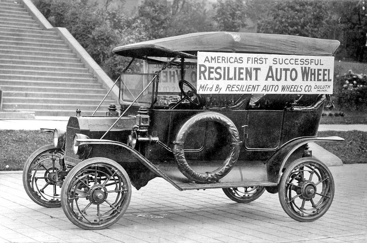 Jumping Car: Real or a Hoax? – Resilient Wheels for the Landing ...