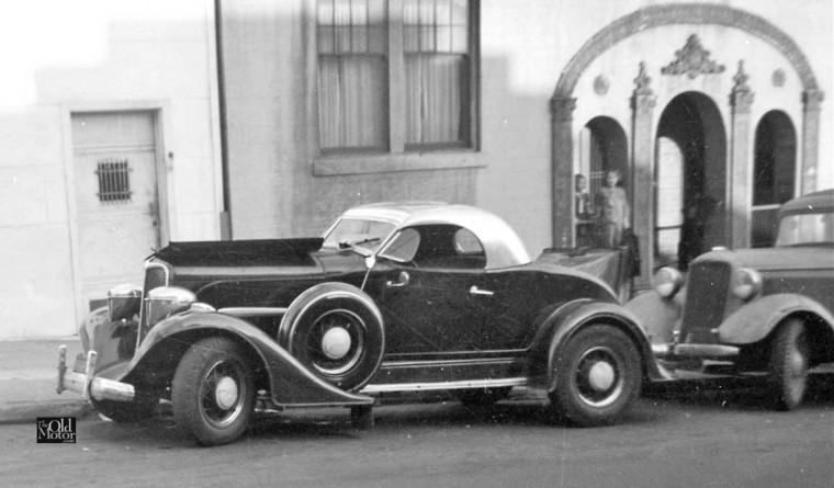 1930s custon car San Francisco 3