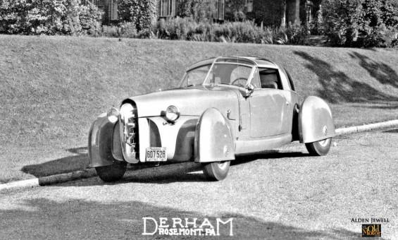 Derham Body Company | The Old Motor