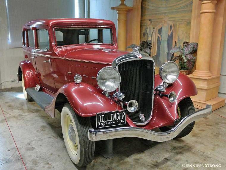 John Dilinger Car