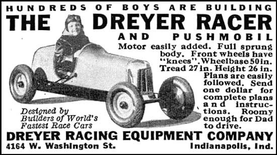 the pop dryer racer