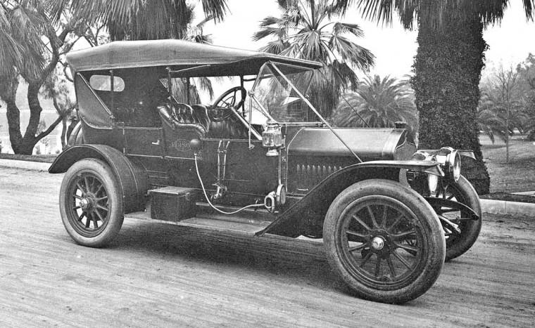 1912 National Demi-Tonneau