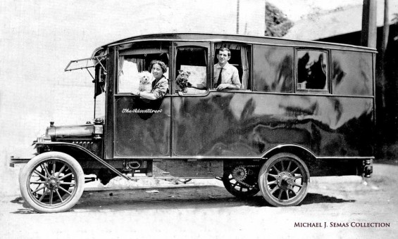 1914 model t ford motorhome 1