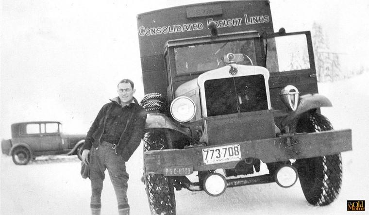 1932 Kenworth Truck