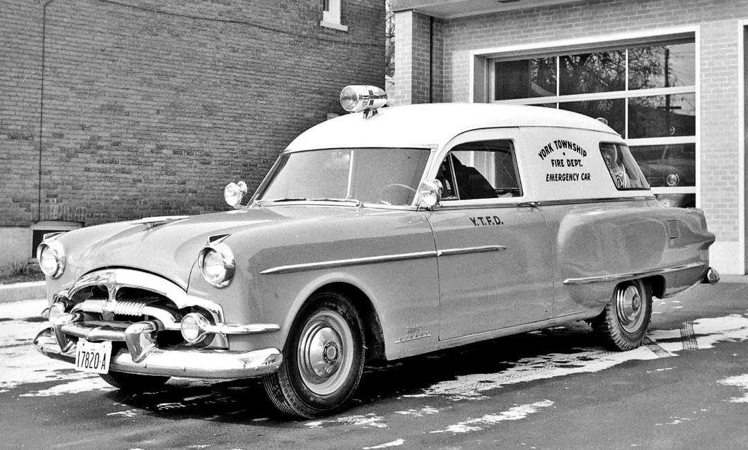 Unique Public Service Vehicles in 1950s Toronto, Ontario | The Old Motor