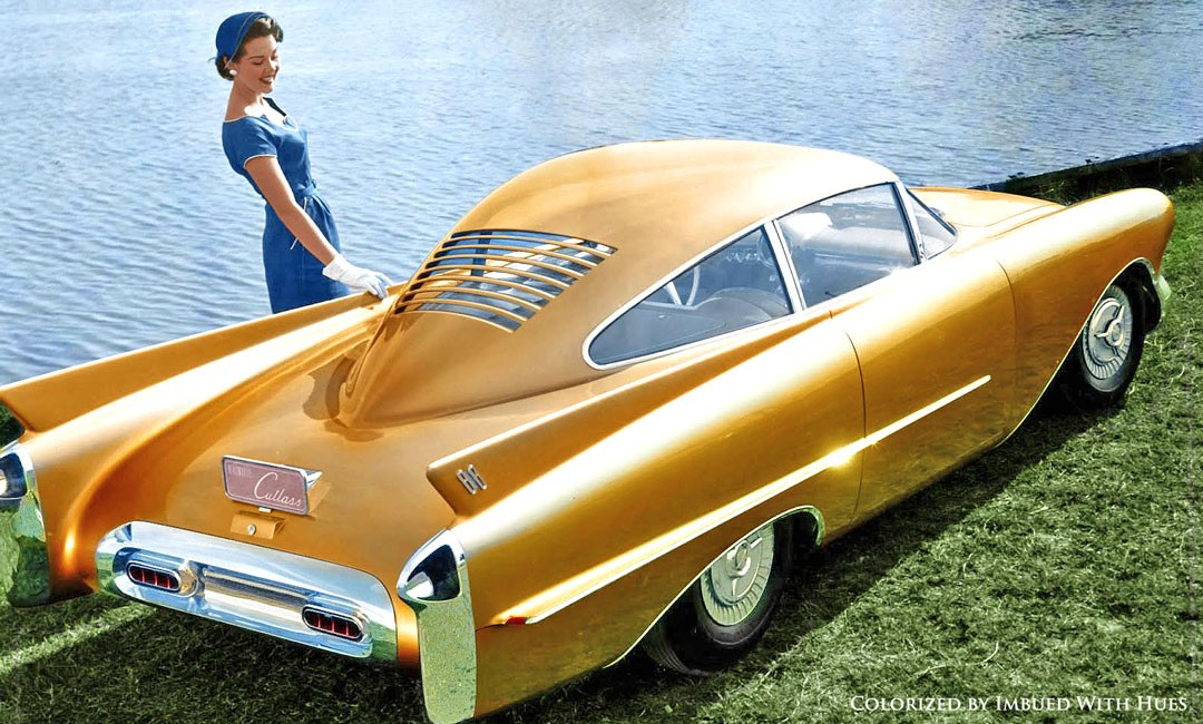 Gm concept cars
