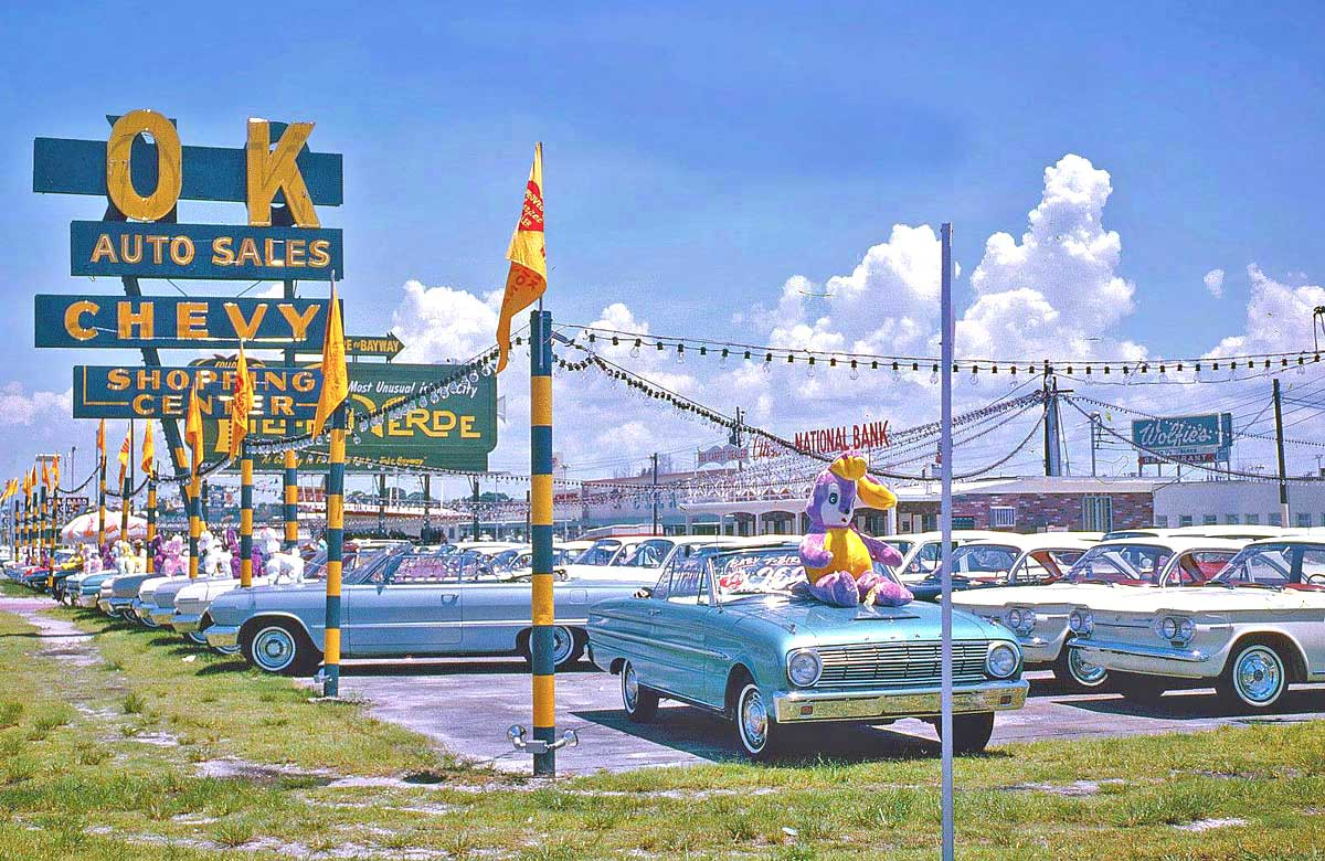 Five Fun Friday Forties, Fifties, and Sixties Kodachrome Images ...