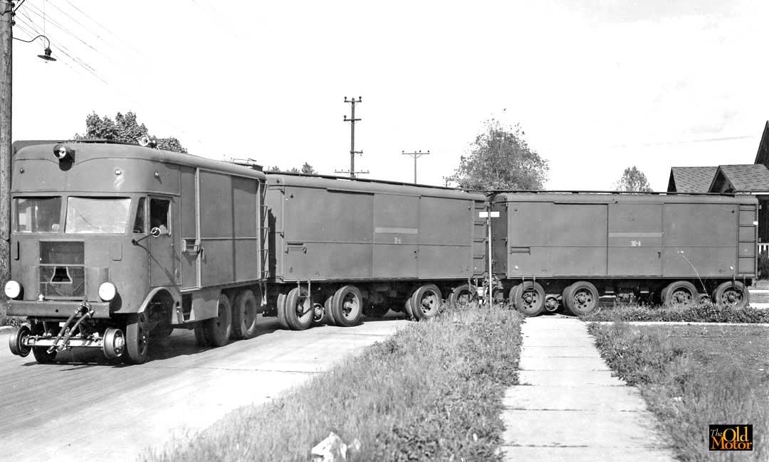 The Auto Railer Dual Purpose Road And Rail Conversions