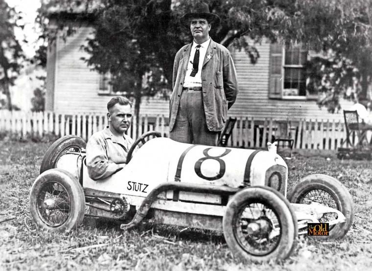 Baby Stutz Racing Car 1