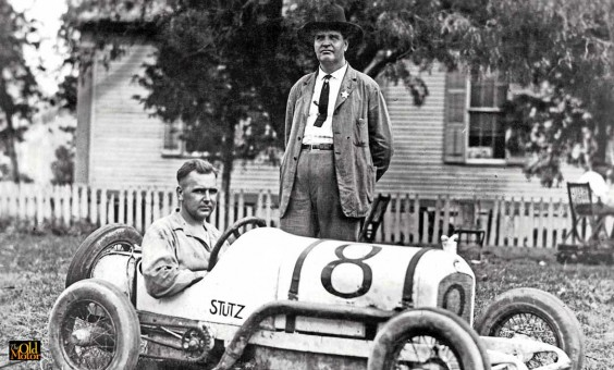 Baby Stutz Racing Car 2