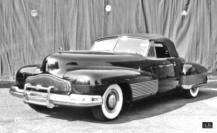 Buick 1938 Y-Job