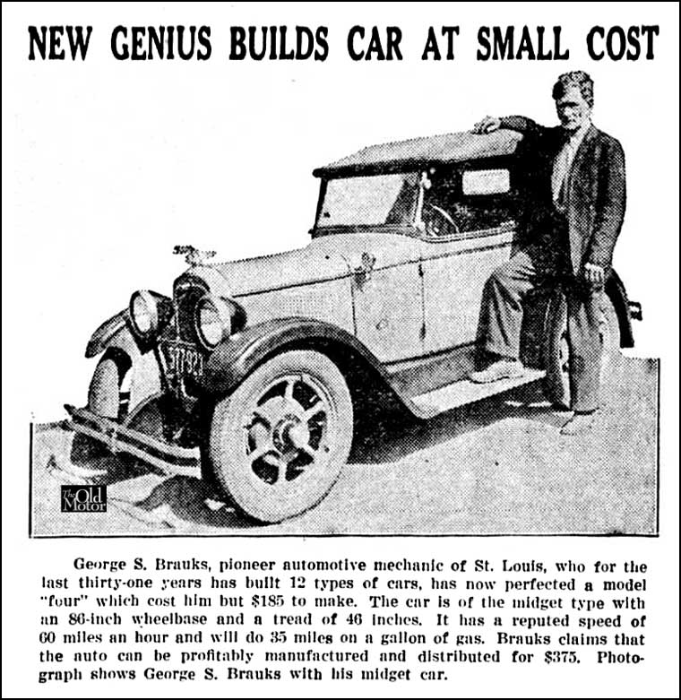 Saint Louis Motoring Mystery Update – The Amazing Small Cars Built ...