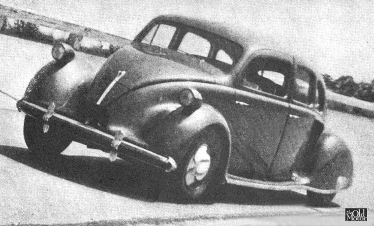 John Tjaarda Briggs sedan