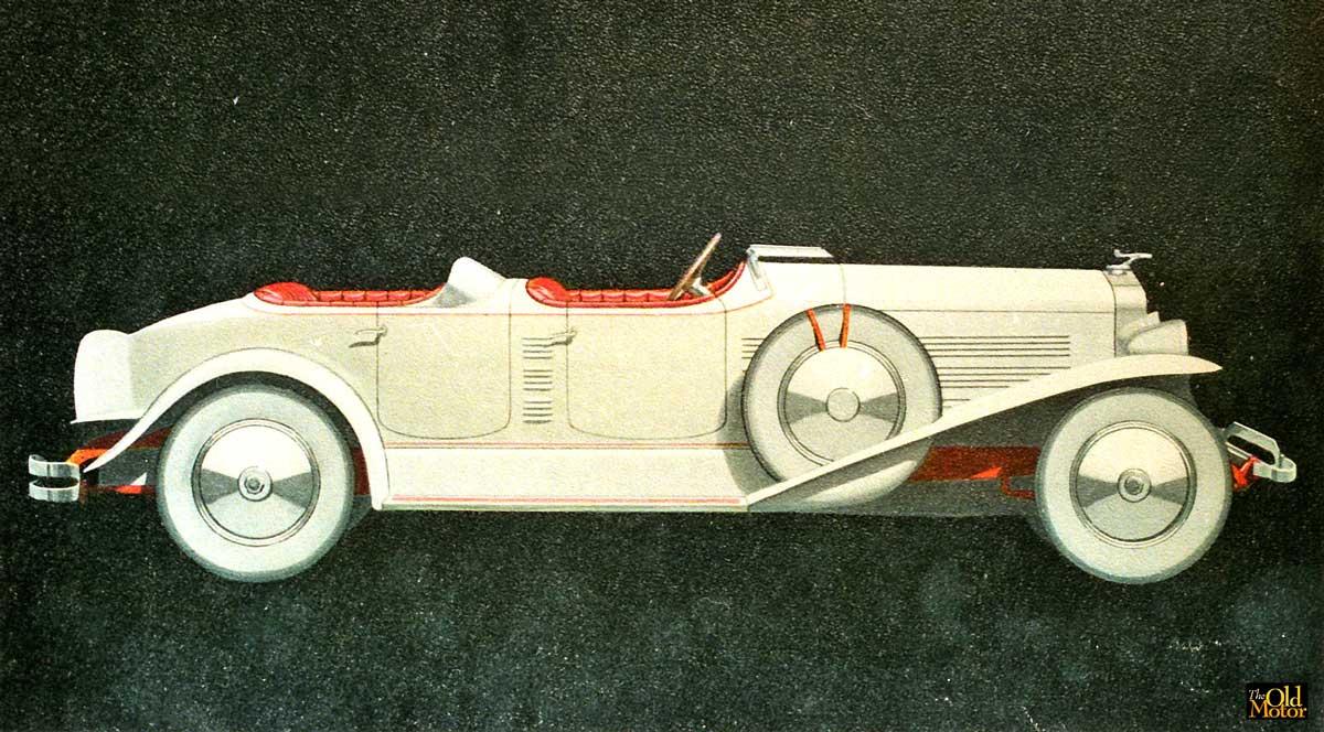 A Brief History Of Concept Cars 1929 51 The Old Motor Buick Lesabre Lincoln Lebaron Aero Phaeton