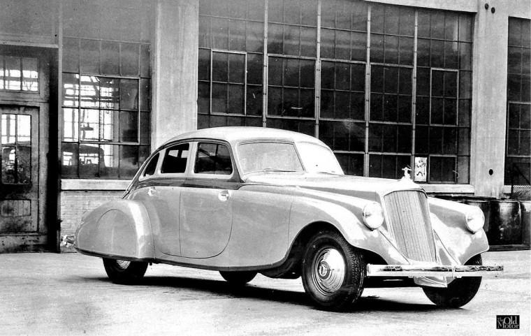 Pierce-Arrow Silver Arrow 1933