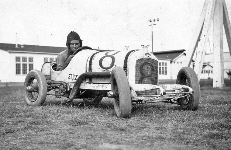Plumb's Stutz Baby Car