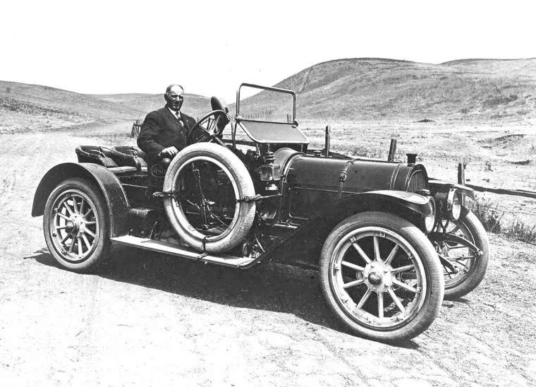 Pope-Hartford Model W