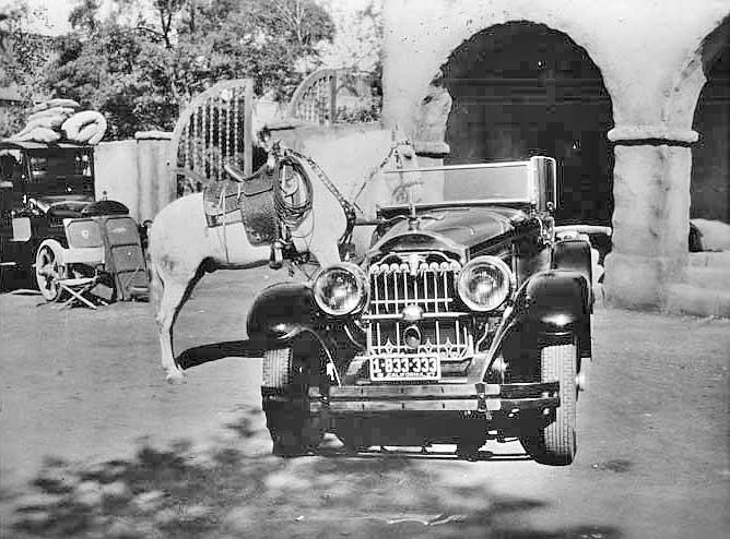 buck jones custom 1920s packard