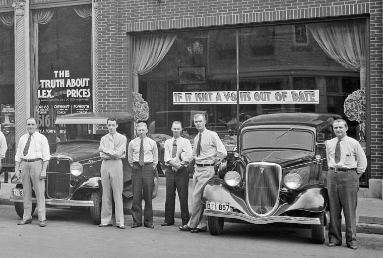 holmes ford dealership 1934 3