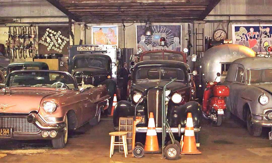 Lenny\'s Garage: A Fresh Perspective on the Fun of Car Collecting ...
