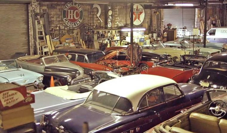 lenny's garage 2
