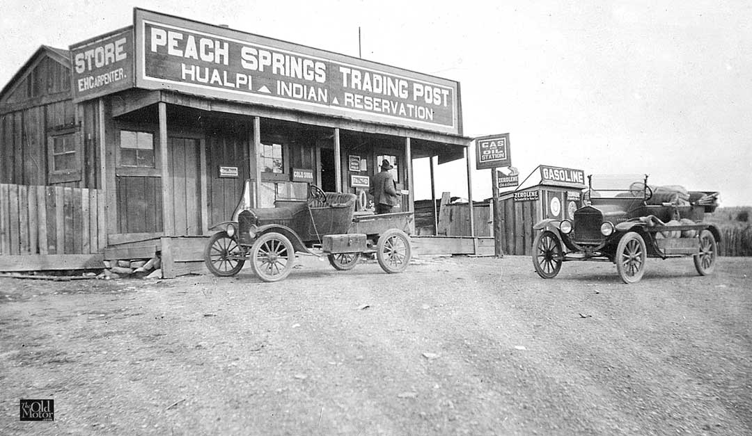 How The West Was Really Won – By The Goat-Like Model T Ford | The ...