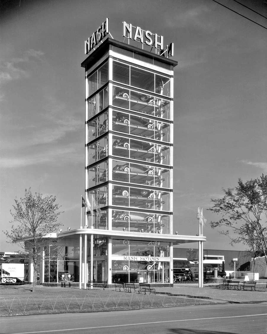 West Auto Sales >> The Nash Glass Tower Display – A Century of Progress ...