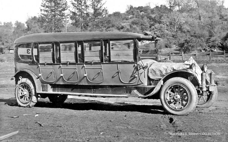 packard auto bus 1