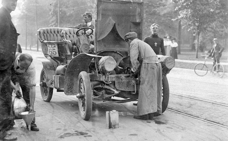 1906 Marmon Glidden Tour