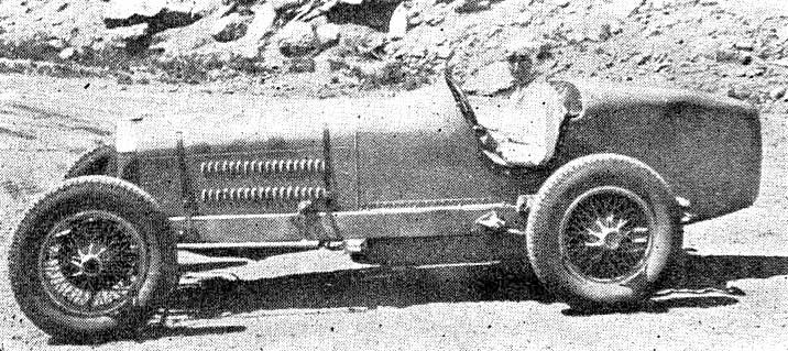 1931 Studebaker Pikes Peak Win